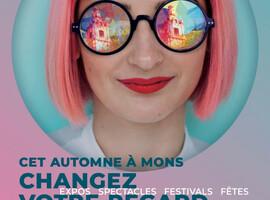 Deuxième Biennale d'Art et de Culture de la Fédération Wallonie-Bruxelles à Mons