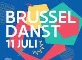 Brussel danst twee dagen voor de Vlaamse feestdag