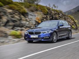 BMW 540i Touring: première classe