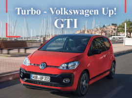 Turbo - Volkswagen Up! GTI Retour aux sources