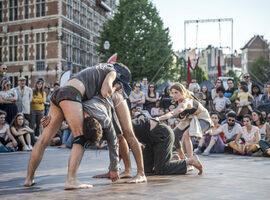 Le festival de cirque HOPLA! aura lieu du 12 juin au 4 juillet à Bruxelles