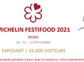 La Ville de Mons se mettra en mode gastronome en septembre à l'occasion du