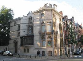 L'hôtel Hannon, héritage de l'art nouveau bruxellois, deviendra un musée
