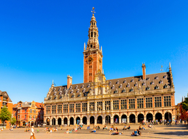 Kandidaat-rectoren KU Leuven verharden debat. Ook artsenquota ter discussie
