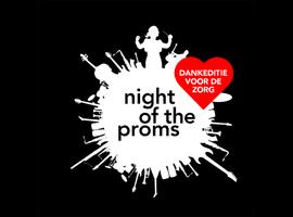 Speciale Night of the Proms voor zorgverleners en vrijwilligers