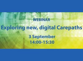 Webinar: Exploring new, digital Carepaths