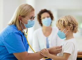 Masques: quel impact sur la respiration des enfants?