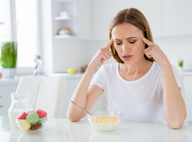 Migraine: dis-moi ce que tu manges et je te guérirai?