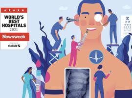 Les 19 meilleurs hôpitaux de Belgique selon Newsweek