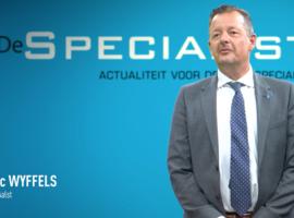 OLVZ Aalst: primeur Benelux met stentrobot