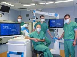 Ook AZ Sint-Lucas Gent plaatst nu knieprothesen met robot