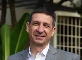 Marc-Alain Widdowson nieuwe directeur Instituut Tropische Geneeskunde