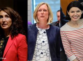 Trois nouveaux ministres pour les professionnels de la santé