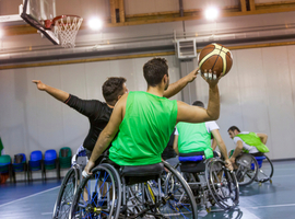 Paraplégie et sport: plus qu'une nécessité, une évidence
