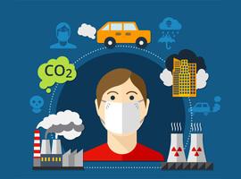 La pollution liée aux énergies fossiles responsable d'un décès sur 5 (étude)