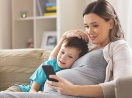 Femmes enceintes, enfants et objets connectés... prudence... (Electrosmog Appeal)