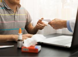 Un nouveau modèle de preuve de prescription électronique (Inami)