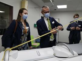 Zilveren jubileum en twee nieuwe nucleaire scanners voor RZ Tienen