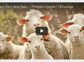Pr Philippe Coucke: Darwin est mort 2 fois! (vidéo)