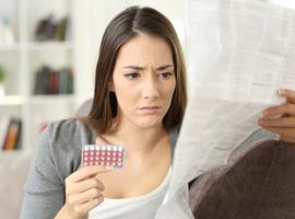 La contraception personnalisée: les problèmes avec  la contraception  (hormonale)