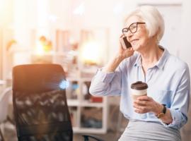 Travailler après la pension: les mesures portent leurs fruits