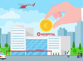 Budget financiering werkingskosten ziekenhuizen bijna 9,5 miljard