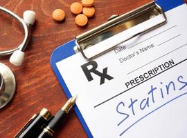 Statines mogelijk nuttig bij prostaatkanker?