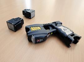 Politie gebruikt stroomstootwapen tegen demente man
