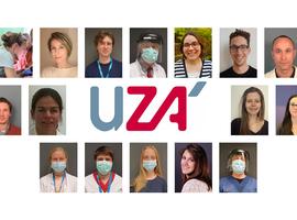 De dienst Dermatologie van het Universitair Ziekenhuis Antwerpen
