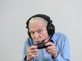 Des jeux vidéos actifs au service des patients atteints de démence (étude)