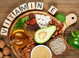 Rôle de la vitamine E (vitE) dans le développement du cerveau