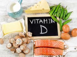 Relations entre déficience en vitamine D et gravité de l'infection par le SARS-CoV-2