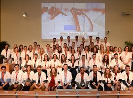 VUB-studenten 3 bach geneeskunde zijn 'verveld'
