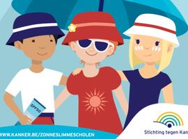 Stichting tegen Kanker helpt scholen bij UV-preventie om huidkanker terug te dringen