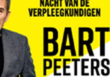 Concert voor de zorg:Bart Peeters Deluxe - diensthoofden en hoofdartsen kloppen massaal aan