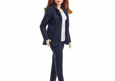 Une Barbie à l'effigie de la co-créatrice du vaccin d'AstraZeneca contre le Covid-19