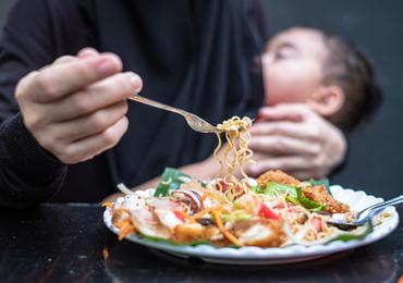 Mangeret allaiter: pas anodin…