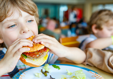 Voeding en ontwikkeling van het skelet bij kinderen en adolescenten
