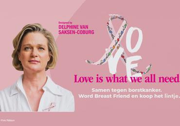 Un ruban rose pour lutter contre le cancer du sein, la campagne de Think Pink lancée
