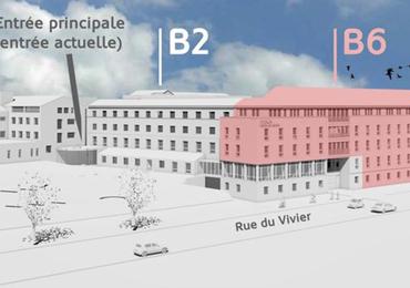 L'hôpital de Marche inaugure sa nouvelle aile