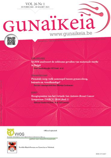 Gunaïkeia Vol. 26 Nr 1