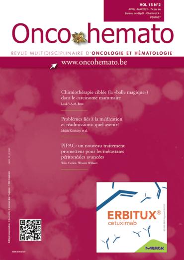 Onco-Hemato Vol. 15 N° 2