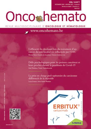Onco-Hemato Vol. 14 N° 7