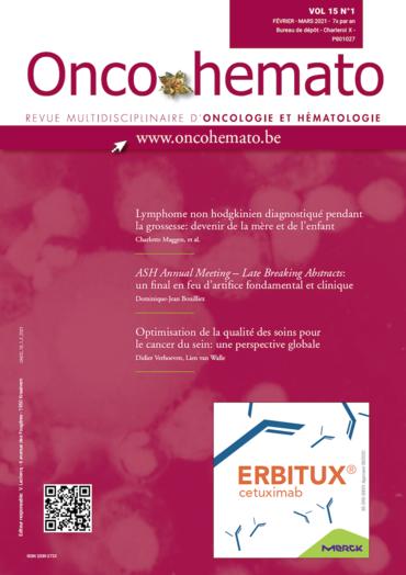 Onco-Hemato Vol. 15 N° 1