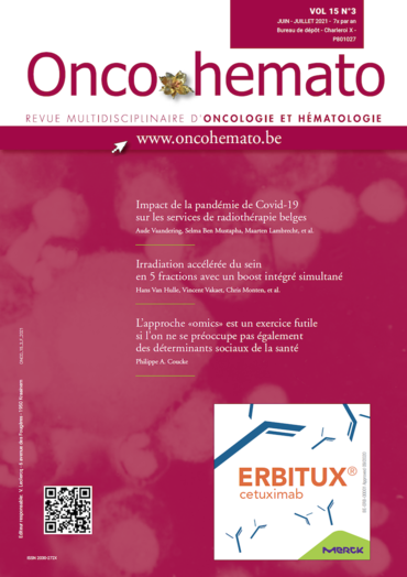 Onco-Hemato Vol. 15 N° 3
