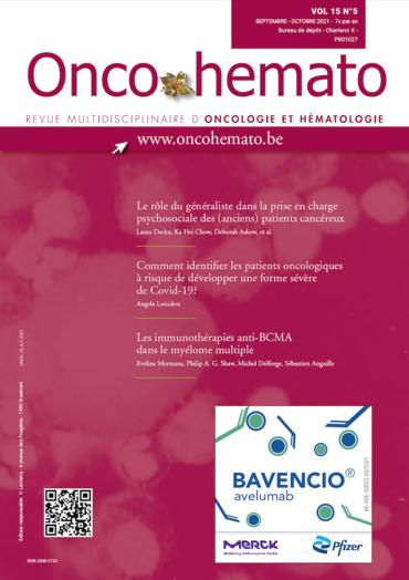 Onco-Hemato Vol. 15 N° 5