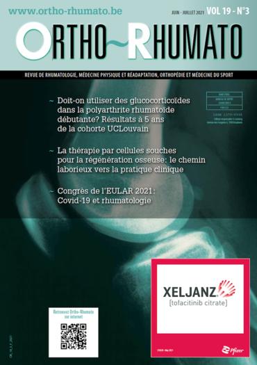 Ortho-Rhumato Vol. 19 N° 3