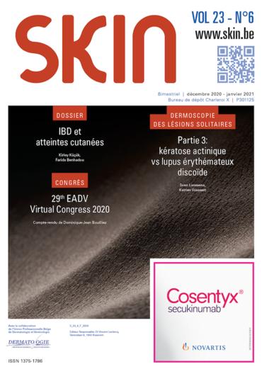 Skin Vol. 23 N° 6