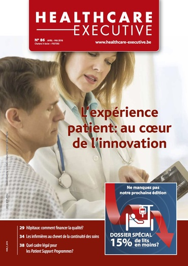 Healthcare Executive N° 86